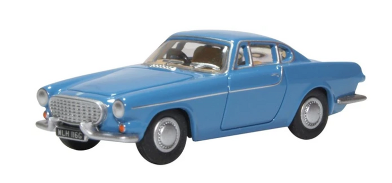 Oxford Diecast OO Volvo P1800 Blue