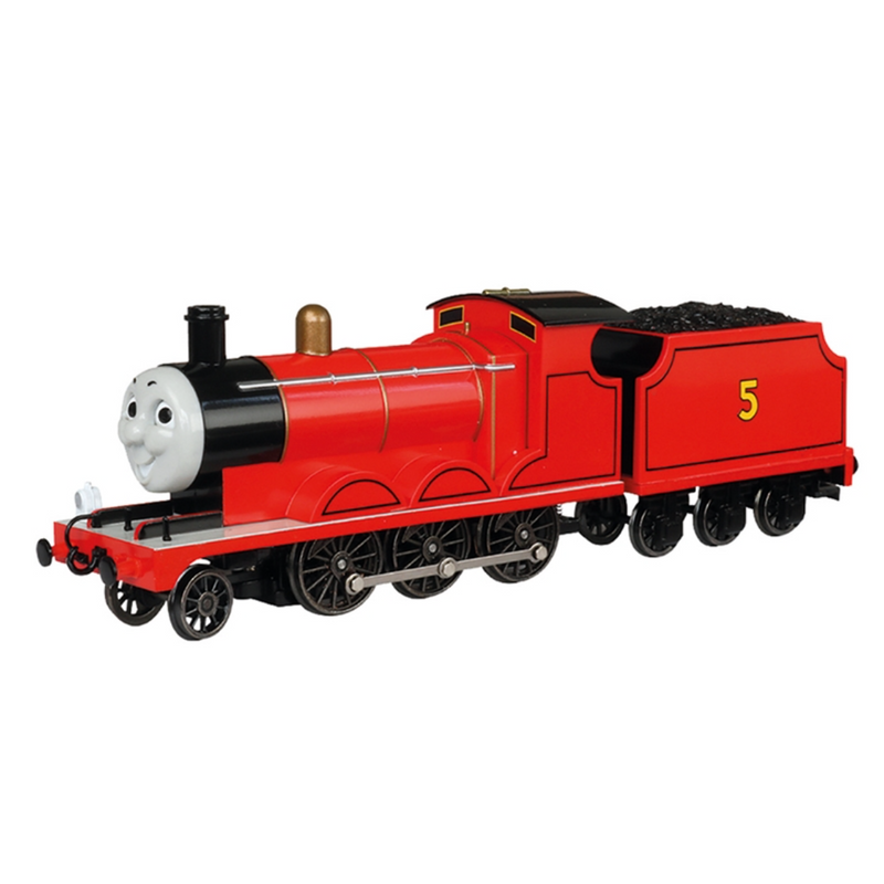 Bachmann Thomas & Friends James The Red Engine - 58743BE