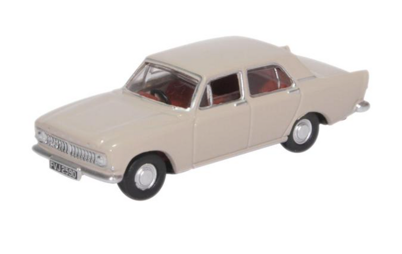 Oxford Diecast OO Ford Zephyr Purbeck Grey