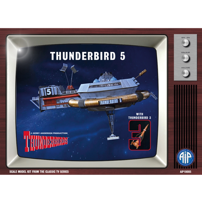 AIP Thunderbird 5 With Thunderbird 3 - AIP10005