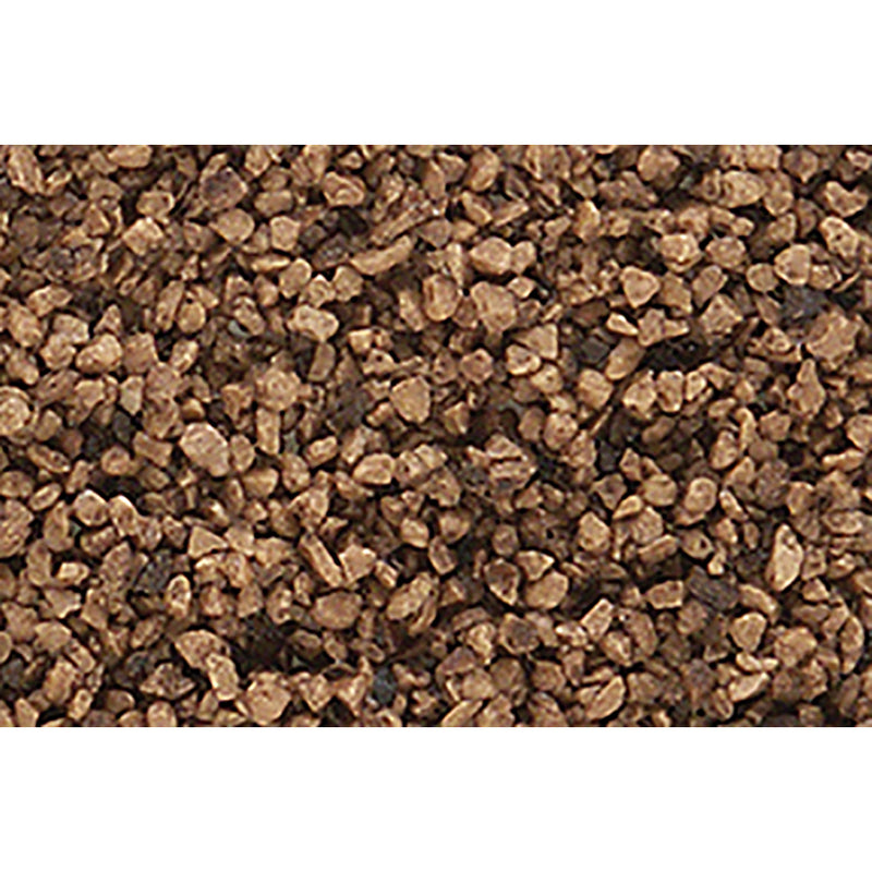 Woodland Scenics Coarse Ballast Brown - B1386