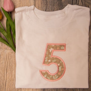 Personalized Birthday T-Shirts for Kids