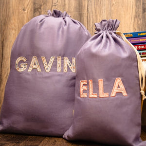 Personalized Gift Bags with Name: Blue Moon