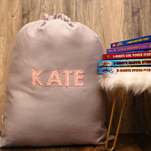 Personalized Gift Bags with Name: Gray Area