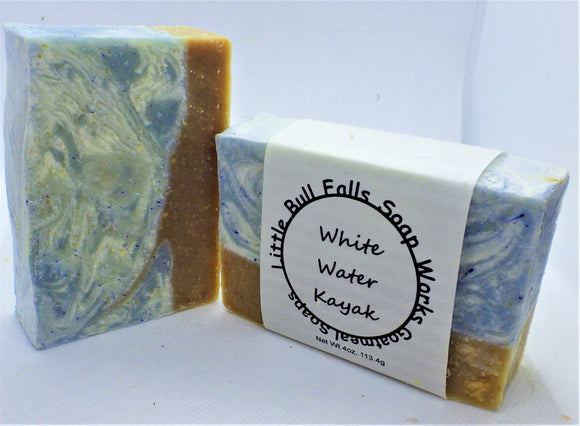 Hand Poured Bar Soaps