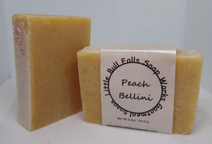 Peach Bellini Goat Milk Soap