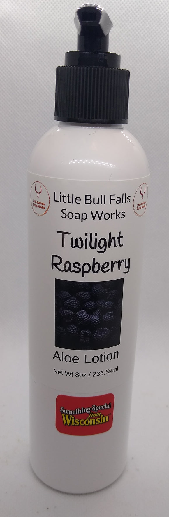 Twilight Raspberry Lotion
