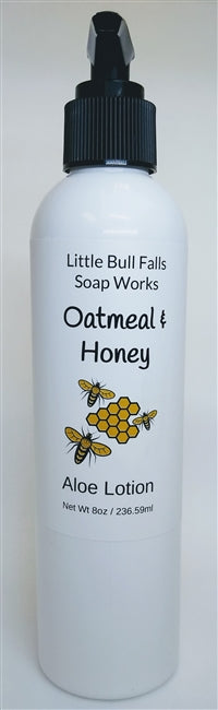 Oatmeal & Honey Lotion