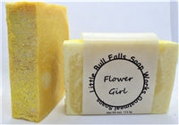 Flower Girl Goat Milk Soap