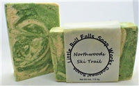 Northwoods Ski Trail Goat Milk Soap