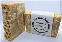 Oatmeal Milk Honey Goat Milk Soap