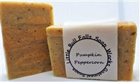 Pumpkin Peppercorn Goat Milk Soap