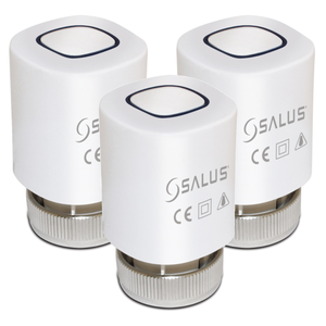 SALUS A30NC24-3PACK | Thermal Actuator M30 NC 3-Pack