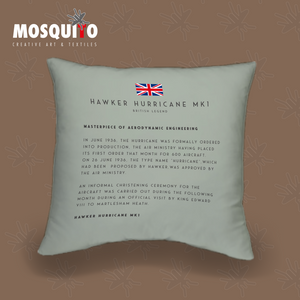 Cushion Cover - Hurricane