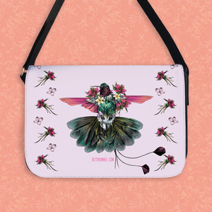 Shoulder Handbags - Hummingbird