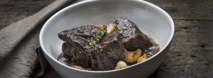 Bone broth recipe | Braised beef ribs