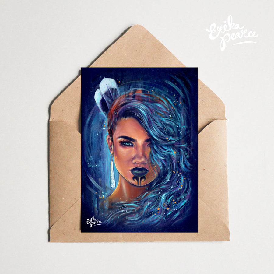 Goddess Within Greeting Card