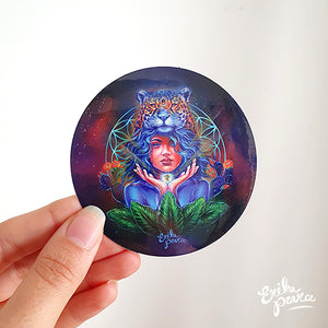 Earth Mother Sticker