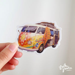 Kombi Sticker