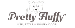 Pretty Fluffy Dog Blog logo