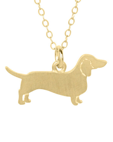 Dachshund Full Body Charm