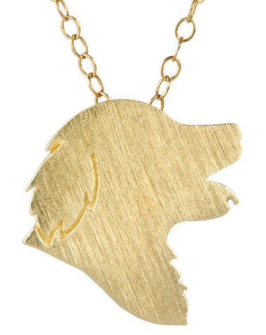 Golden Retriever Charm