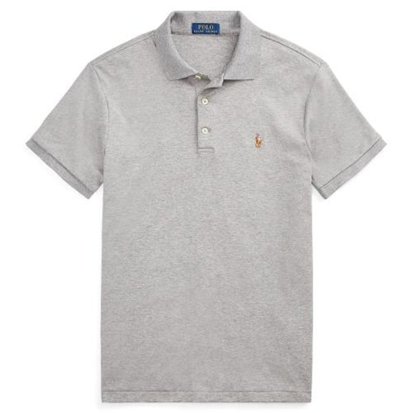 710 685514 - Basic pima cotton polo