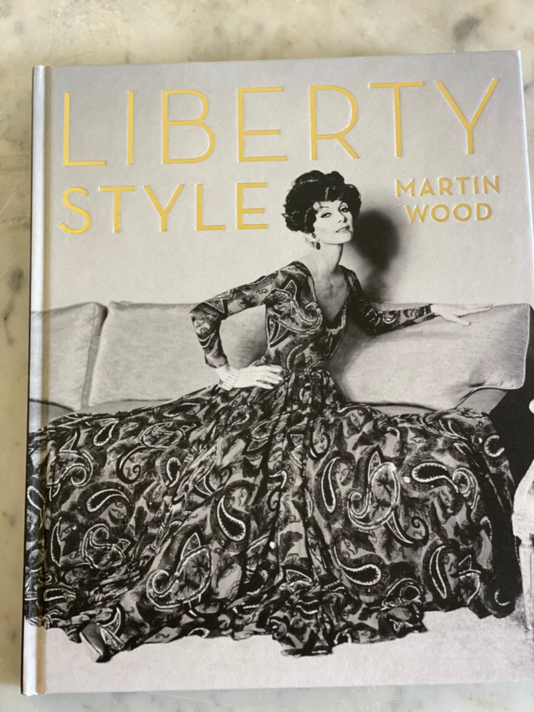 Book - Liberty Style by Martin Wood