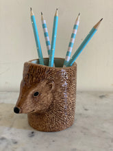 Load image into Gallery viewer, Hedgehog pencil holder
