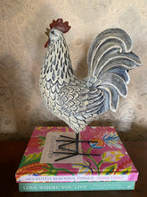 Load image into Gallery viewer, Wooden Rooster