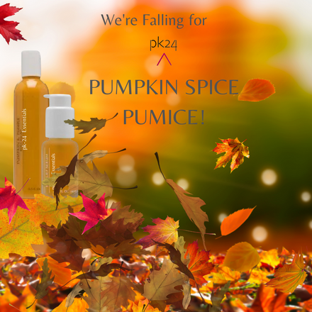 🍂 We're Falling for Pumpkin Spice Pumice🍂