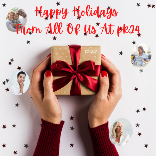 Happy Holidays From All Of Us At pk24