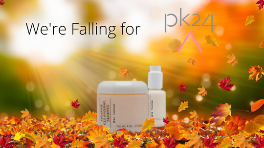 🍁 Were' Falling For pk24 Essentials Skin Care