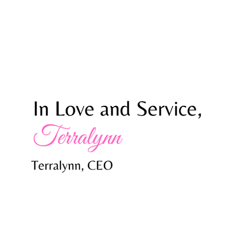 Tarralyn's Signature