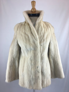Stranded Natural Tournaline EMBA mink Jacket
