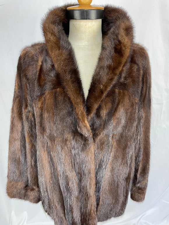 Natural Ranch Mink Jacket