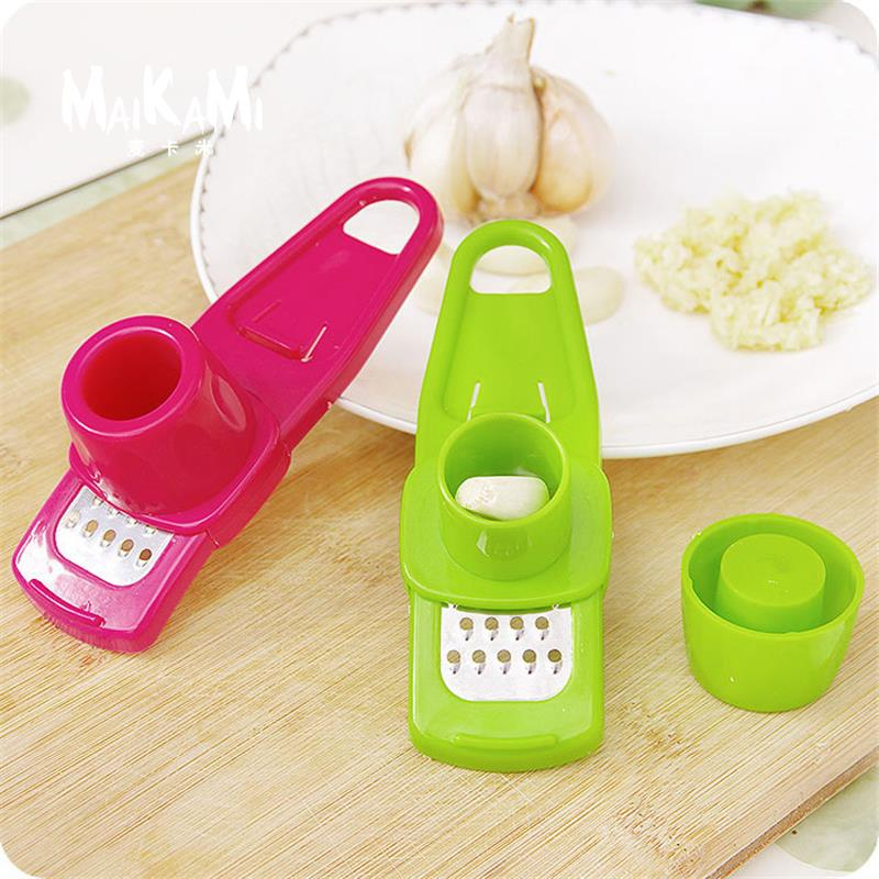 Multi Functional Ginger and Garlic Grater Tool