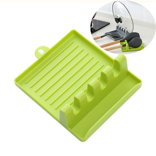 Kitchen Spatula and Lid Holder