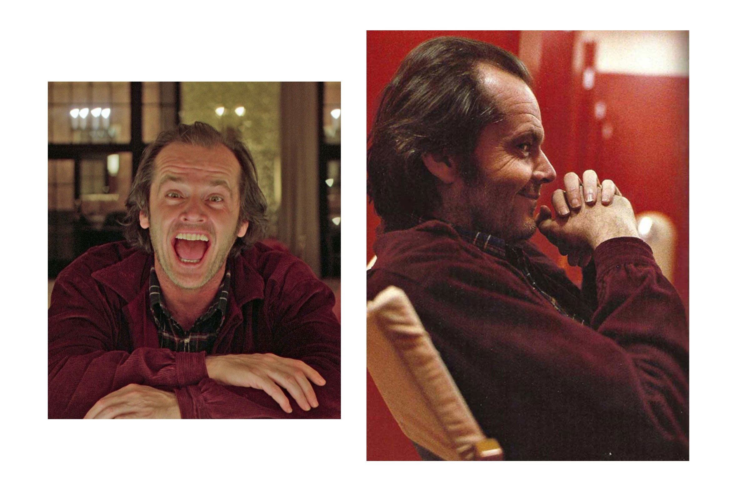 margaret howell jack nicholson the shining corduroy jacket