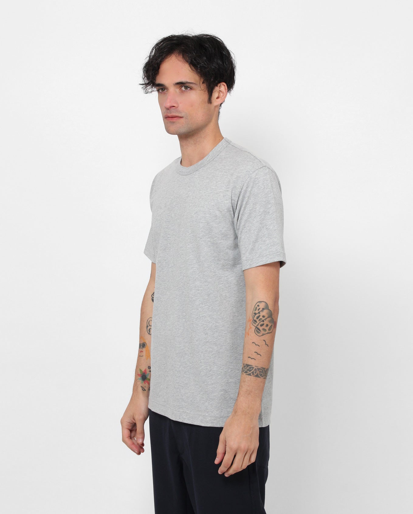 Basic Tee T2PLA / GREY