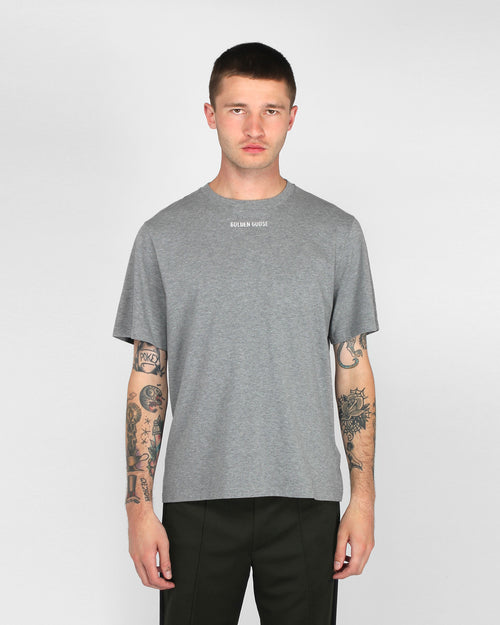 GOLDEN T-SHIRT / GREY