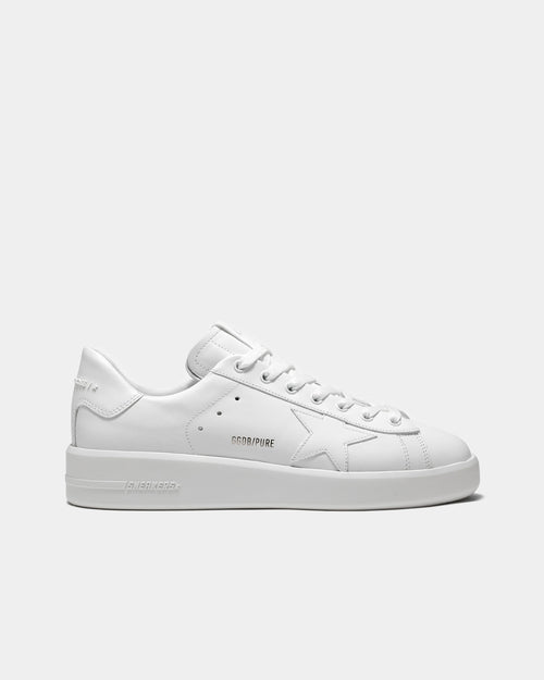 PURE STAR SNEAKER / ALL WHITE