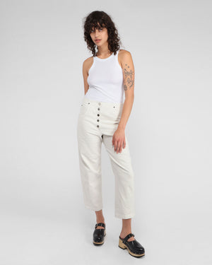 ELKIN PANT / DIRTY WHITE