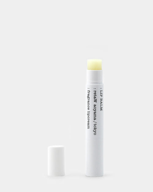 Fragrance Lip Balm retaW x Fragment Design WHITE