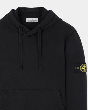 HOODED SWEATSHIRT 64151/ BLACK