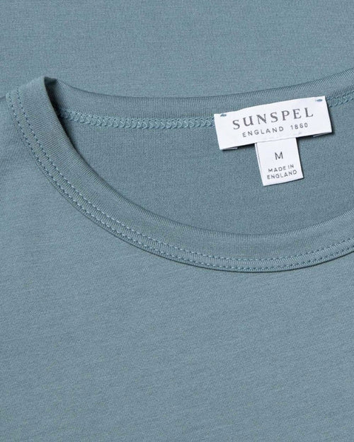 S/S CREW NECK T-SHIRT / DOVE GREY