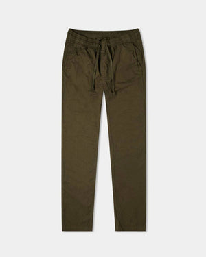 MENS TWILL EASY CHINO / OLIVE
