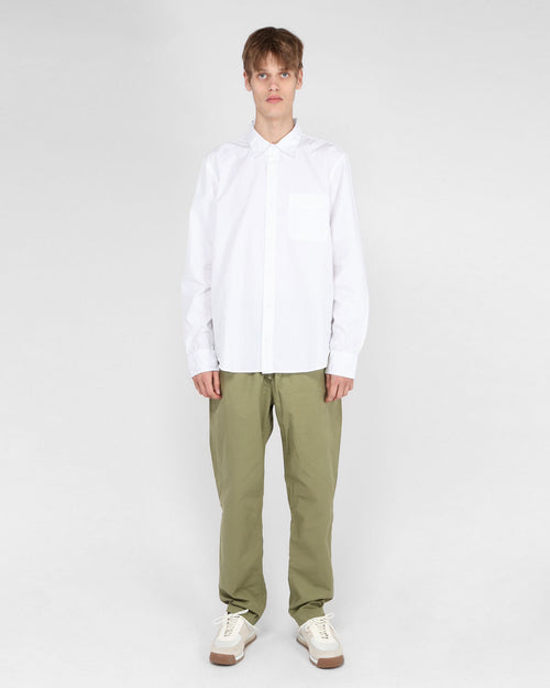 MENS TWILL EASY CHINO / FATIGUE