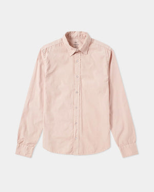 MEN'S POPLIN EASY SHIRT / TEA