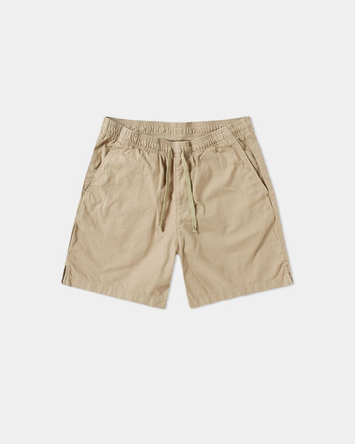 MEN'S LIGHT TWILL EASY SHORT / KHAKI